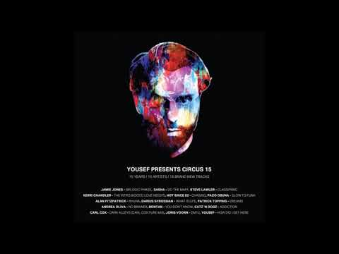 Jamie Jones - Melodic Phase [Circus...