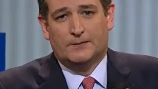 Did Ted Cruz Just Eat a Booger?