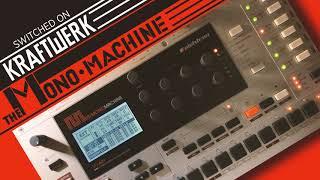 Switched On Kraftwerk The Mono Machine
