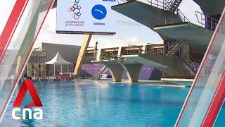 Sea Games: Singaporean Man Behind World-class Pool At New Clark City Aquatics Centre