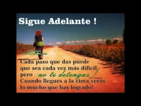 SIGUE ADELANTE /NO TE APARTES / EL PREMIO QUE TE ESPERA / ES GRANDE - YOUTUBE