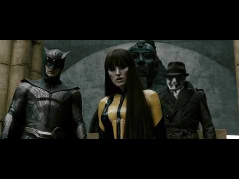 Watchmen (2009) - Türkçe Altyazılı 1. Fragman / Zack Snyder, Jeffrey Dean Morgan
