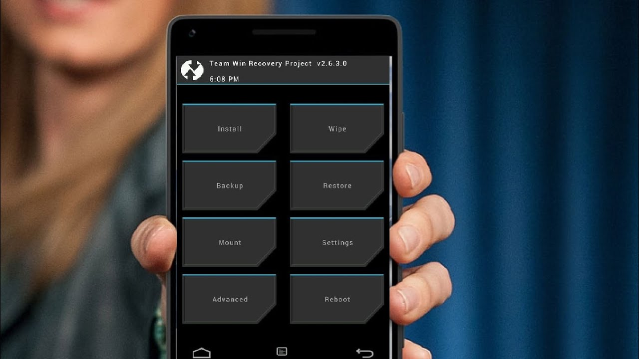 Easy way to Install Custom Recovery (TWRP/CWM) In Android Phone & Tablet  (Root)