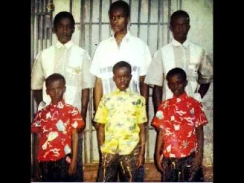 See P-Square And Their Brothers Back In The Day