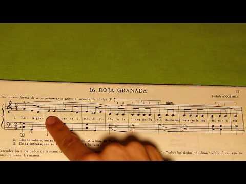 Ubica las notas en el Pentagrama! - juego y cómo marcar el pulso musical