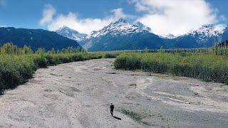 Hiking 100 Miles Al๐ne in Alaska