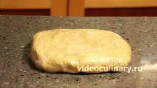 Тесто для пая, пирога - Рецепт Бабушки Эммы