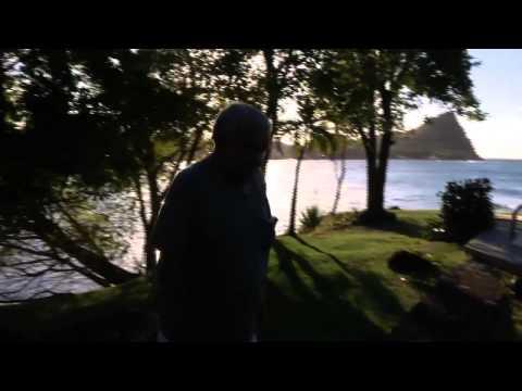 Poetry Is an Island, Derek Walcott Film Trailer: Curacao IFFR 2015