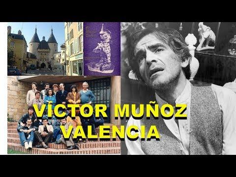 Víctor Muñoz Valencia  Vida y Obra    Precursor del radio teatro y la televisión en Colombia