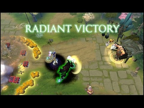 [Play Dota 2] Together We Stand - EASY MODE Round 1 - 24 WIN GAME