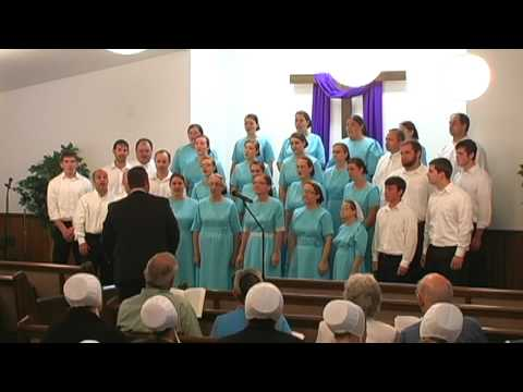 Sandy Ridge Mennonite Church Choir