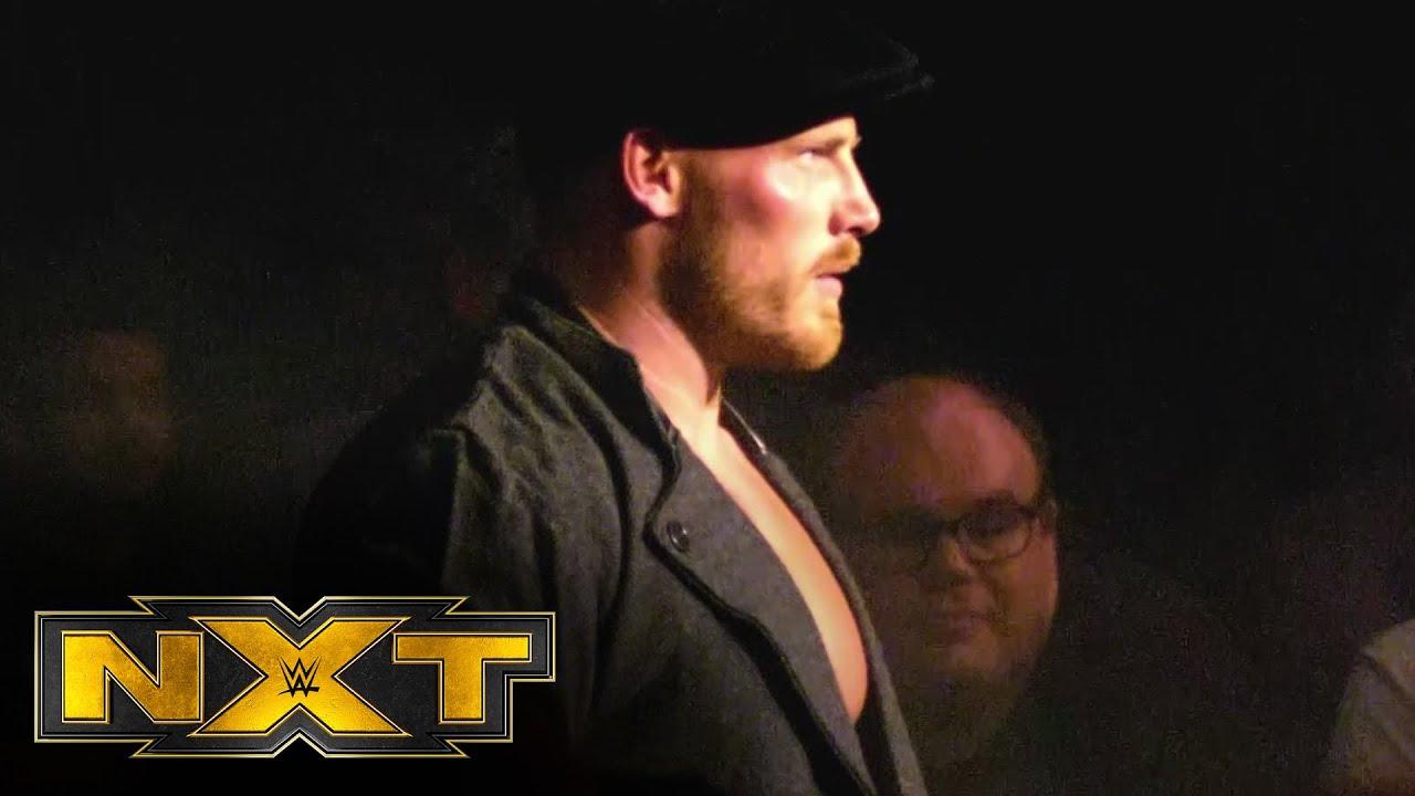 Ridge Holland is coming to NXT next week: WWE NXT, July 29, 2020