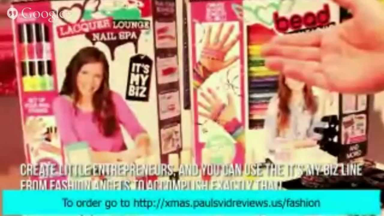 Toy Review Its My Biz From Fashion Angels