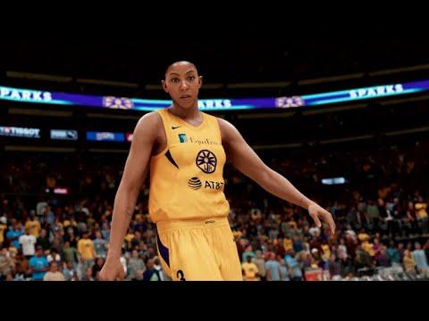NBA 2K21 🏀 Introducing The W