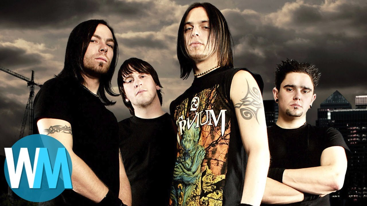 Top 10 Best Bullet For My Valentine Songs Youtube