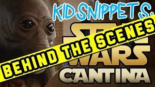 Kid Snippets: Star Wars Cantina (BEHIND THE SCENES)