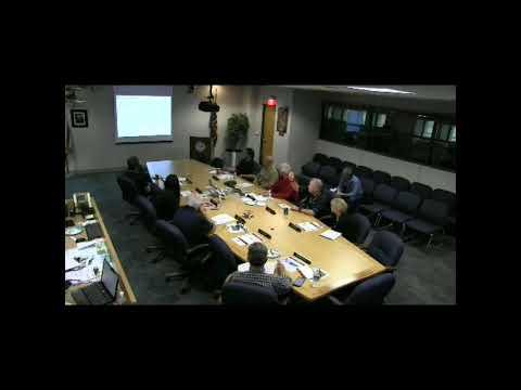 YCAA Board of Directors Meeting, March, 2018