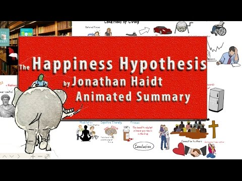 The Happiness Hypothesis By Jonathan Haidt | Animated Book Summary | Between The Lines Mp3