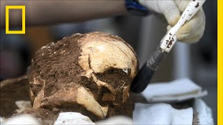 Ancient Remains Offer Clues About Early Americans | National Geographic