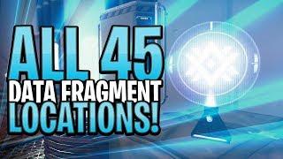 ALL 45 Data Fragment Locations Walkthrough! Destiny 2 Warmind Guide (Exotic Sword & Sparrow)