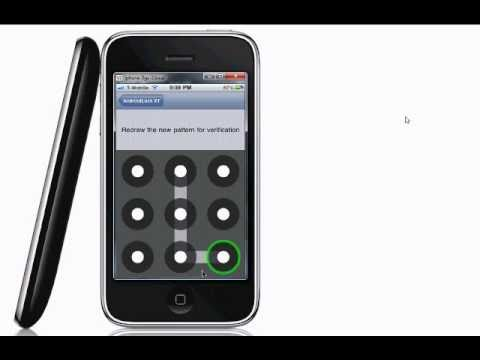 How To Install Android Lock On IPhone/ IPod Touch/ IPad