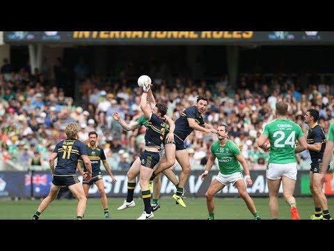 Highlights: AUS V IRL, First Test