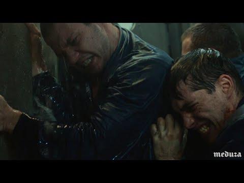 Фрагмент фильма «Курск», спродюсированного Люком Бессоном