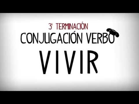 Verb to live in Spanish, Vivir. Learn Spanish