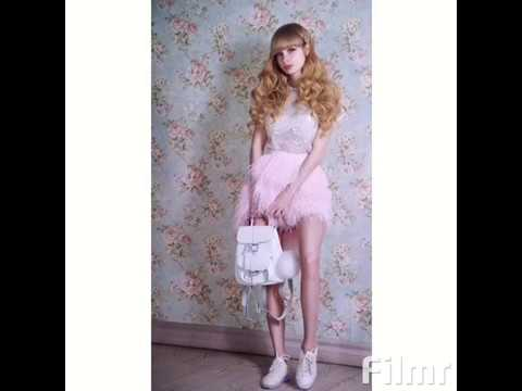 Angelica Kenova | Russian Barbie