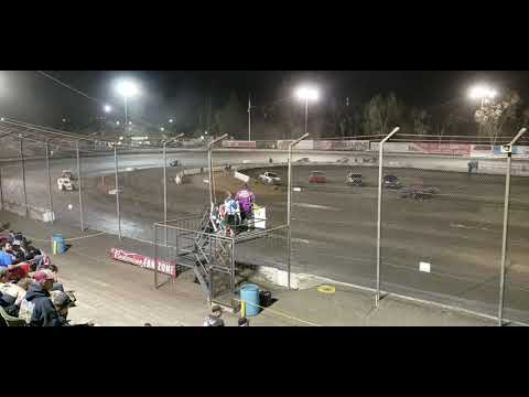 Bakersfield Speedway Bud Nationals Saturday night October 12, 2019 Modlites main event