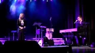 Ott Lepland ja Mari-Liis Urb - Sinuni (E STuudio aastalõpukontsert Põlvas 26.12.12)