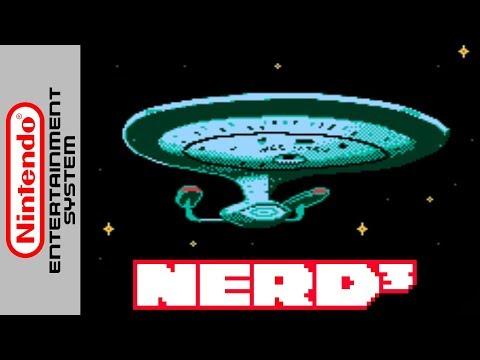 Nerd³ Retro - Star Trek: The Next Generation - NES-1701-D