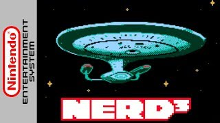 Nerd Retro - Star Trek The Next Generation - NES-1701-D