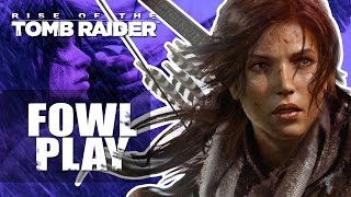 Rise of the Tomb Raider: Fowl Play Challenge (Geothermal Valley)