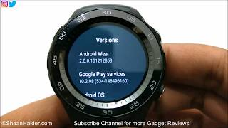 How to Update Huawei Watch 2 Software or ANY Android Wear Smartwatch