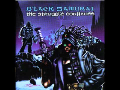 Black Samurai - Out of Darkness