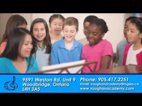 Vaughan Academy Of Music - 25 Seconds Web Spot