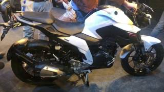 Yamaha FZ25 Exhaust Note