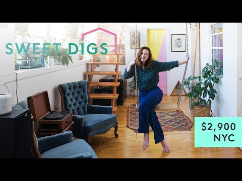 What $2,900 Will Get You In NYC | Sweet Digs | Refinery29