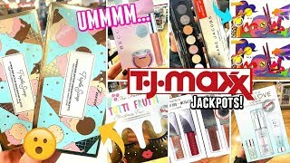 HEAVEN at TJ MAXX | TOO FACED TRIPLE SCOOPE, BECCA, MARC JACOBS & MORE!!