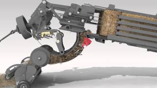 Technical Animation | 3D CAD | Kuhn LSB 1290 iD | Agritechnica