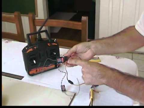 need help on radio - How to bind HK-T6A v2 - India's open