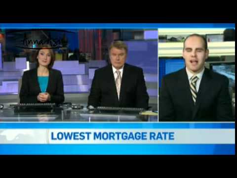 RBC Global Asset Management on lower 5-year mortgage rate to record low
