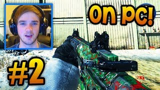 """I SEE YOU!"" - Call of Duty: Ghosts PC - Ali-A Plays LIVE #2!"