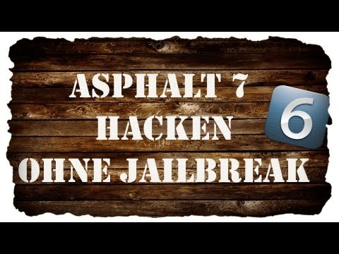 Asphalt 7 Heat Hack IFunbox (ohne Jailbreak) (German)