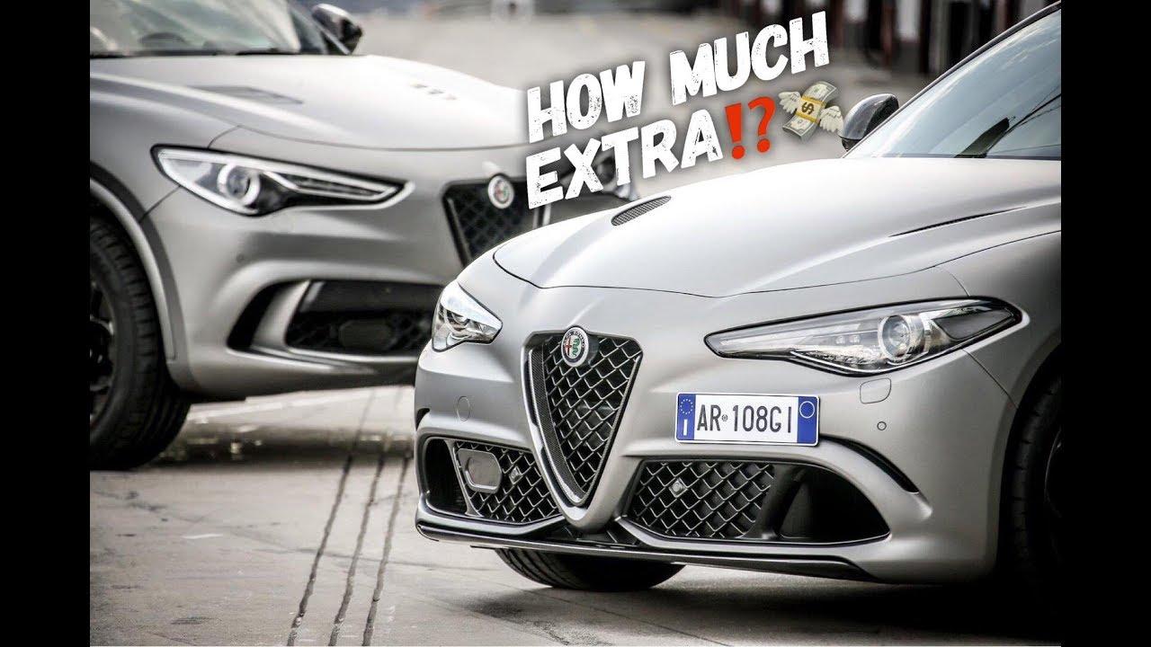 How Much Is An Alfa Romeo >> Alfa Romeo Giulia Stelvio Nring Costs How Much In Australia