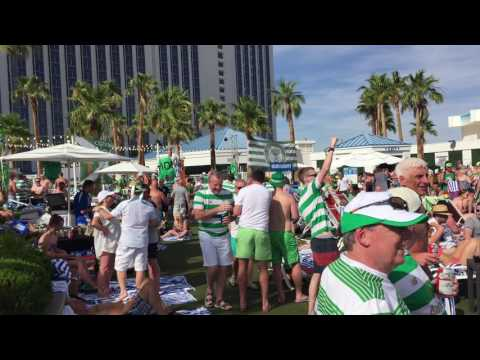 Celtic Pool Party @ Westgate Resort Las Vegas