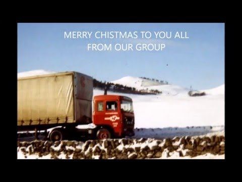 A MERRY CHRISTMAS TO YOU ALL FROM THE .EX DRIVERS OF BRS AND N F C FACEBOOK GROUP