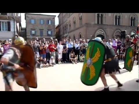 Legio I Italica Rvfvs e Philippus combattono.mp4
