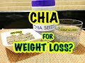Chia Seeds for Weight Loss | Chia Seeds Benefits | Side Effects | Quick Weight Loss with Chia Seeds